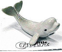 Little Critterz Lc221 Beluga Whale