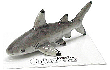 Little Critterz Lc223 Black Tip Shark