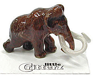 little Critterz LC505 Wooly Mammoth (Image1)