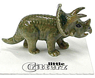 Little Critterz Lc506 Triceratops