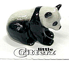 little Critterz LC440 Baby Panda (Image1)