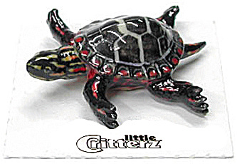 Little Critterz Lc325 Painted Turtle