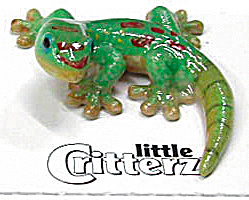 Little Critterz Lc317 Day Gecko