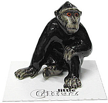 little Critterz LC438 Crested Macaque (Image1)