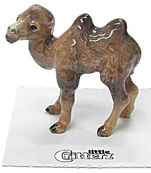 Little Critterz Lc435 Bactrian Camel