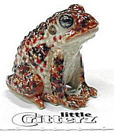 little Critterz LC318 American Toad (Image1)