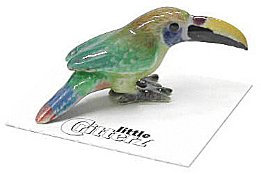 Little Critterz Lc524 Emerald Toucanet