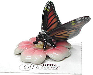 Little Critterz Lc520 Monarch Butterfly