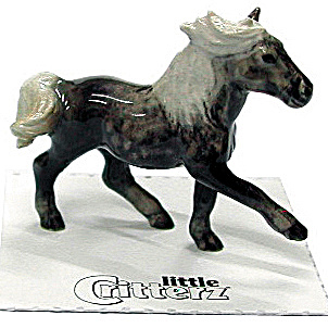 Little Critterz Lc139 Hill Pony