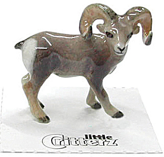 little Critterz LC148 Bighorn Sheep (Image1)