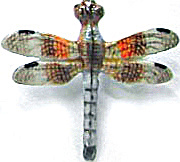 Retired Northern Rose Super Mini Dragonfly M007