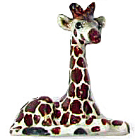 Northern Rose Super Mini Giraffe M024,