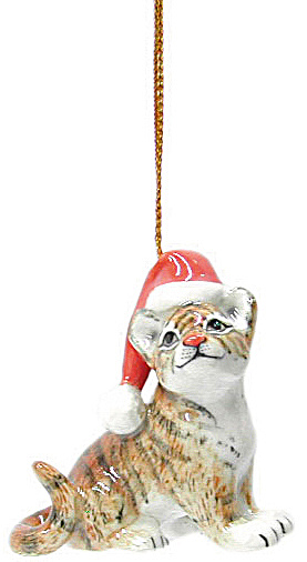 R360 Tiger Cub Christmas Ornament