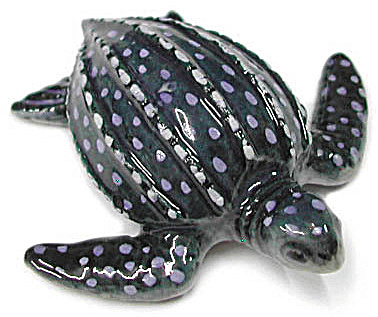 R358 Leatherback Sea Turtle