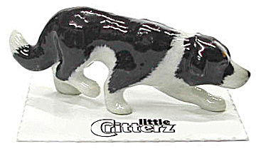 Little Critterz Lc816 Border Collie
