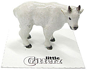 little Critterz LC152 Mountain Goat (Image1)