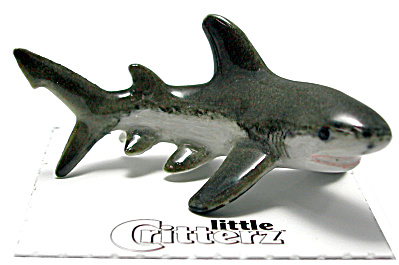little Critterz LC235 Great White Shark (Image1)