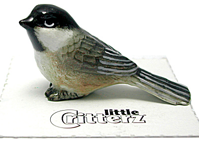 Little Critterz Lc584 Chickadee