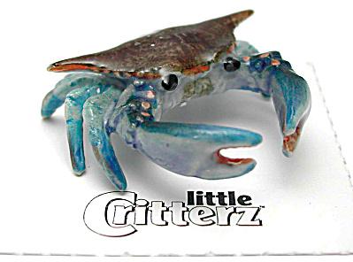 little Critterz LC925 Blue Crab (Image1)