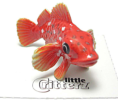 little Critterz LC930 Rockfish named Rosie (Image1)