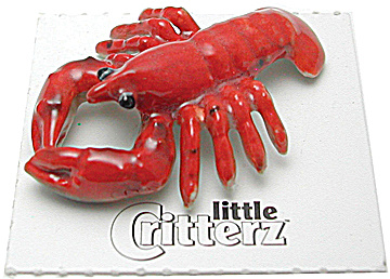 Little Critterz Lc940 Red Lobster