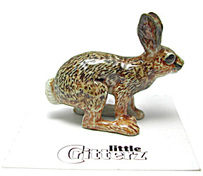 Little Critterz Lc155 Cottontail Bunny