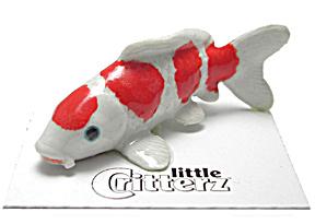 little Critterz LC241 Koi Fish (Image1)