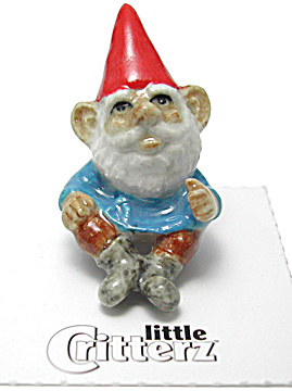 Little Critterz Lc615 Gnome Named Dal Erf