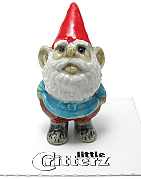 little Critterz LC616 Gnome named Skor (Image1)
