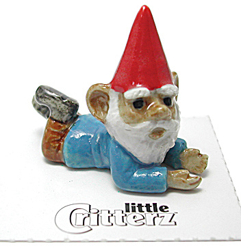 little Critterz LC617 Gnome named Callad (Image1)