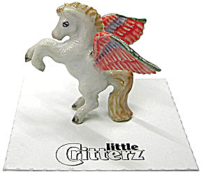 Little Critterz Lc623 Winged Horse Pegasus