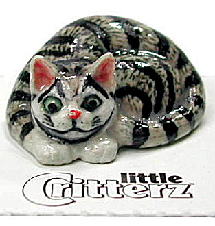 Little Critterz Lc642 Alices Cheshire Cat