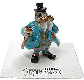 Little Critterz Lc649 Alices Oysters Walrus