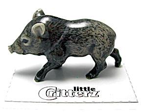 little Critterz LC942 Javelina named Jabali (Image1)