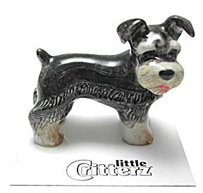 little Critterz LC956 Miniature Schnauzer (Image1)
