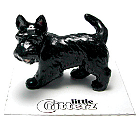 little Critterz LC957 Scottish Terrier (Image1)
