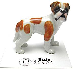 little Critterz LC959 American Bulldog (Image1)