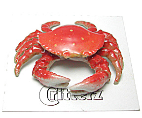 little Critterz LC965 Dungeness Crab (Image1)
