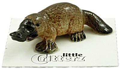 little Critterz LC832 Platypus named Aussie (Image1)