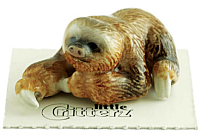 Little Critterz Lc826 Two Toed Sloth