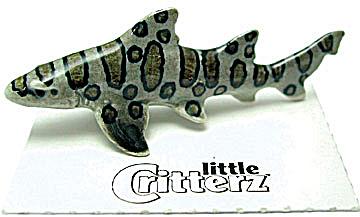 little Critterz LC245 Leopard Shark (Image1)