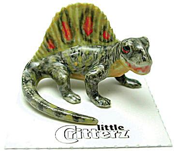 little Critterz LC508 Dimetrodon Dinosaur (Image1)