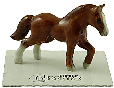 little Critterz LC830 Thoroughbred (Image1)