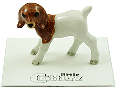 little Critterz LC835 Boer Goat Kid named Chipotle (Image1)