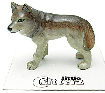 little Critterz LC944 Wolf (Image1)