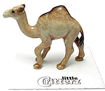 little Critterz LC971 Dromedary Camel (Image1)