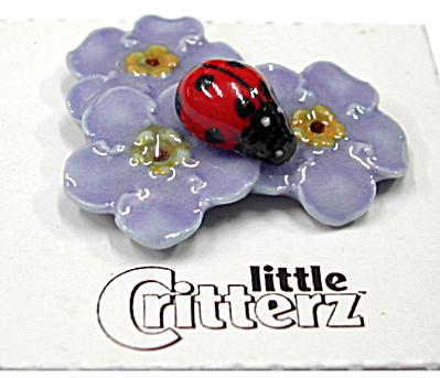 little Critterz LC974 Ladybug (Image1)