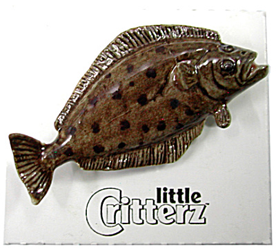 Little Critterz Lc977 Halibut