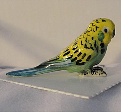little Critterz LC846 Budgie Parakeet (Image1)