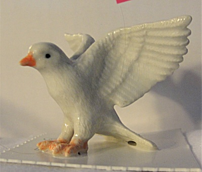 Little Critterz Lc848 White Dove